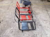 Customized steel trolley
