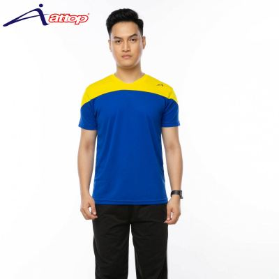 ATTOP JERSEY AJC1461 ROYAL/YELLOW