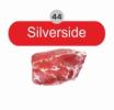 Allana Bufallo Meat Silverside (44) Buffalo Meat Meat & Poultry