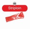 Allana Bufallo Meat Striploin (46) Buffalo Meat Meat & Poultry