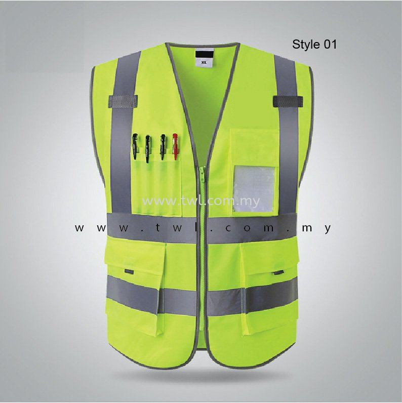 Multifunction Reflective Vest (RV007)