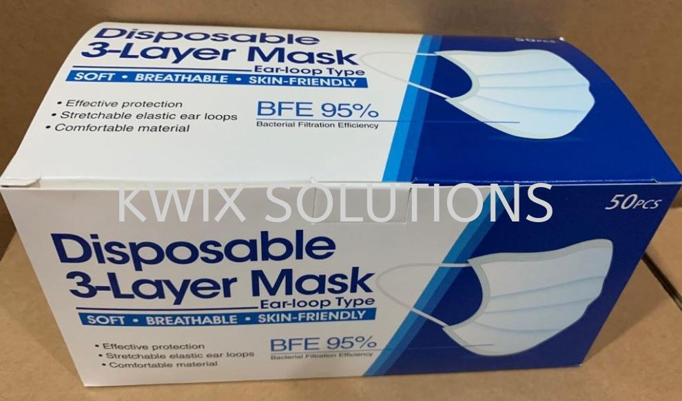 3-Ply Masks Now Available!