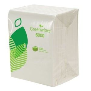 GreenWipes GW-6000 Light: Multi-purpose Industrial Wipers