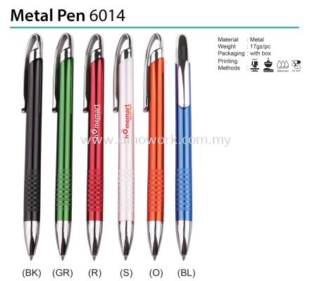Metal Pen 6014