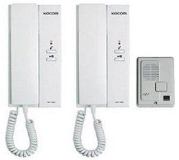 Kocom 1 to 2 Door Phone System