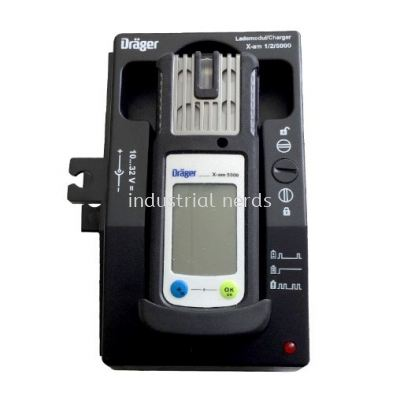 Draeger X-AM 5000 Service & Calibration