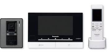 Panasonic SWD272 Wireless Video Intercom System