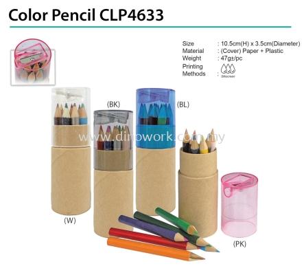 Color Pencils 4633