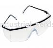 3M 1710AF Sting-Ray Safety Eyewear with Black Frame and Anti-Fog Lens Eye & Face Protection Safety & Medical