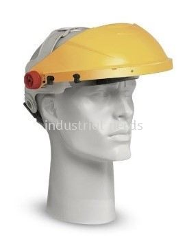 Proguard VHA-CE Faceshield Browguard Holder and Proguard FC48C-AL Replacement Cylinder Visor