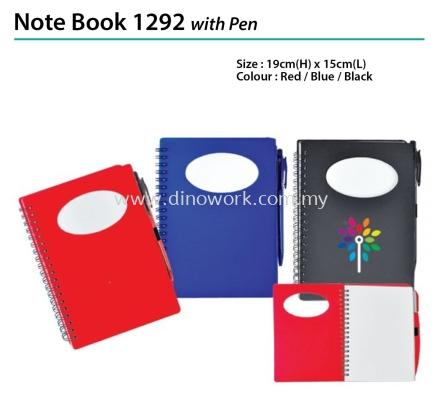 Notebook 1292