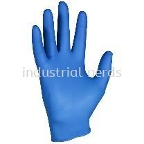 KleenGuard 90096 G10 Arctic Blue Nitrile Gloves