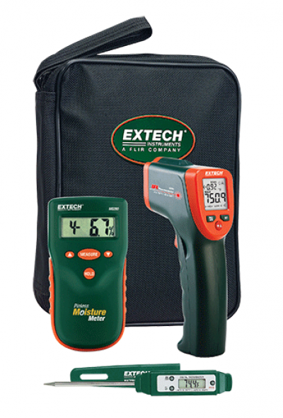 Extech MO280-KH2 Professional Home Inspection Kit