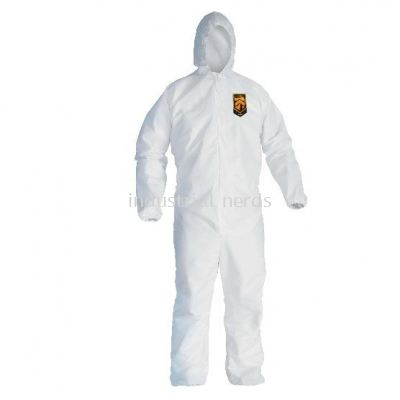 KleenGuard 46112 A30 Breathable Splash & Particle Protection Apparel