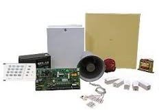 Paradox SP4 - 4 Zones Spectra SP4000 Burglar Alarm System
