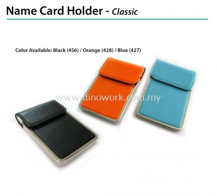 Name Card Holder - Classic