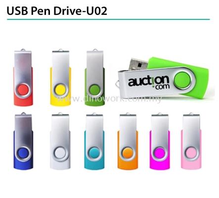 USB Pen Drive-U02