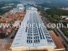 562 kWp, Metal Roof Retrofit (Seremban) INDUSTRIAL