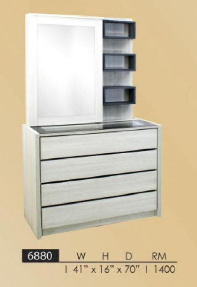 DT 6880 Dressing Table
