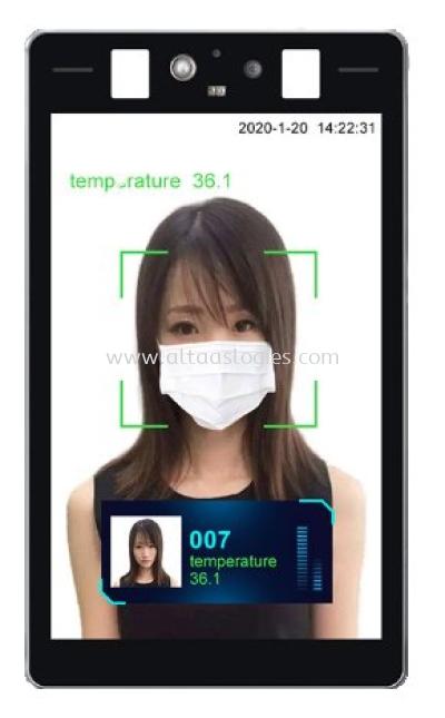 ALMedic M1 (Facial Recognition / Temperature Screening System)
