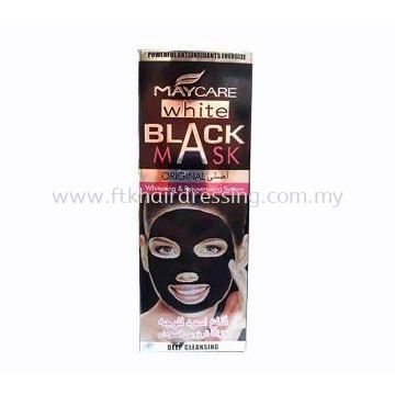 Maycare Black Mask Nose Facial Blackhead Remover 100ml
