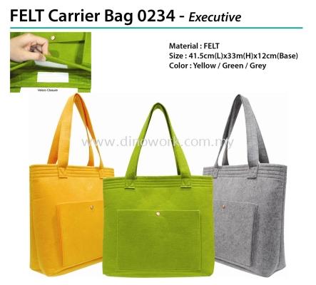 FELT Carrier Bag 0223 - Executive