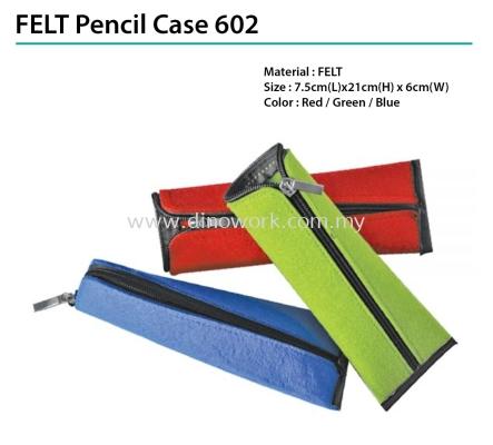 FELT Pencil Case 602