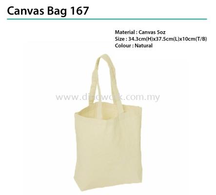 Canvas Bag 167