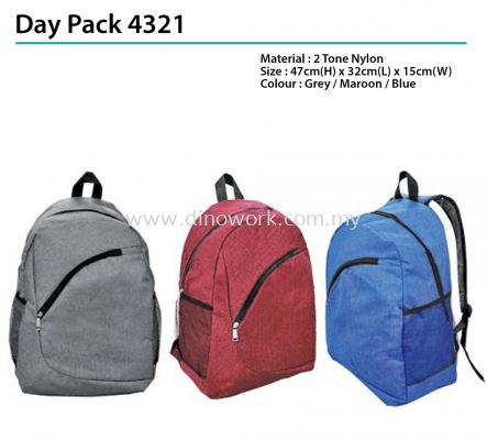Day Pack 4321