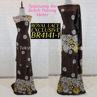 ROYAL LACE EXCLUSIVE 45'' 4METER