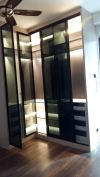 BUILT-IN WARDROBE  Aluminium Sliding Anti-Jump Wardrobe