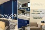 BLUE COLOUR CONCEPTION  BLUE BEDROOM DESIGN