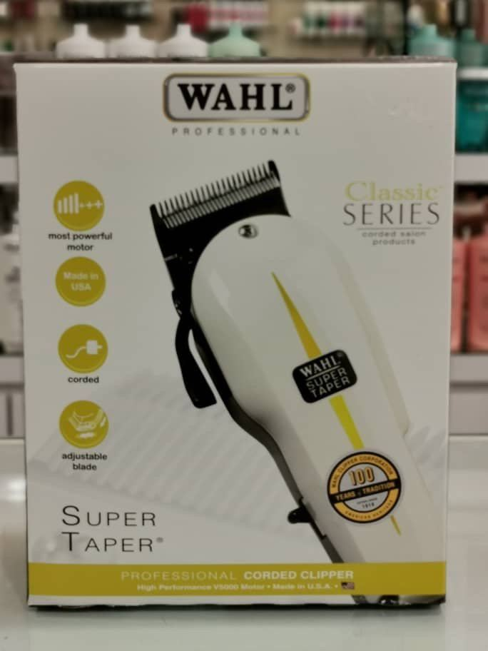 WAHL Classic Series Super Taper Clipper 8466