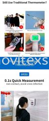 auto thermometer scanner camera quick n acuratecy  Design