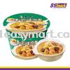 康师傅~香菇炖鸡面 (Mushroom And Stewed Chicken Noodle) 面 (Noodles)