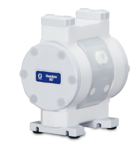 ChemSafe 307 Air-Operated Double Diaphragm Pumps