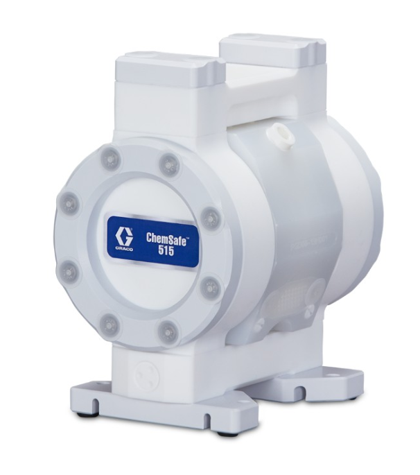 ChemSafe 515 Air-Operated Double Diaphragm Pumps