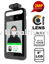 AI Face Recognition come with Fever Detection Face Recognition Security Access System