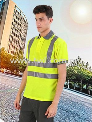 Construction Polo Reflective (RJ004)