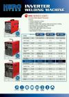 IM-1680/IM-2000/IM-3000 Hero Tech Inverter Mig/mag Welding and Cutting Equipment