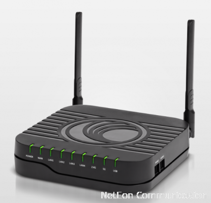 Cambium Networks cnPilot r201 Dual Band Home Wi-Fi Router