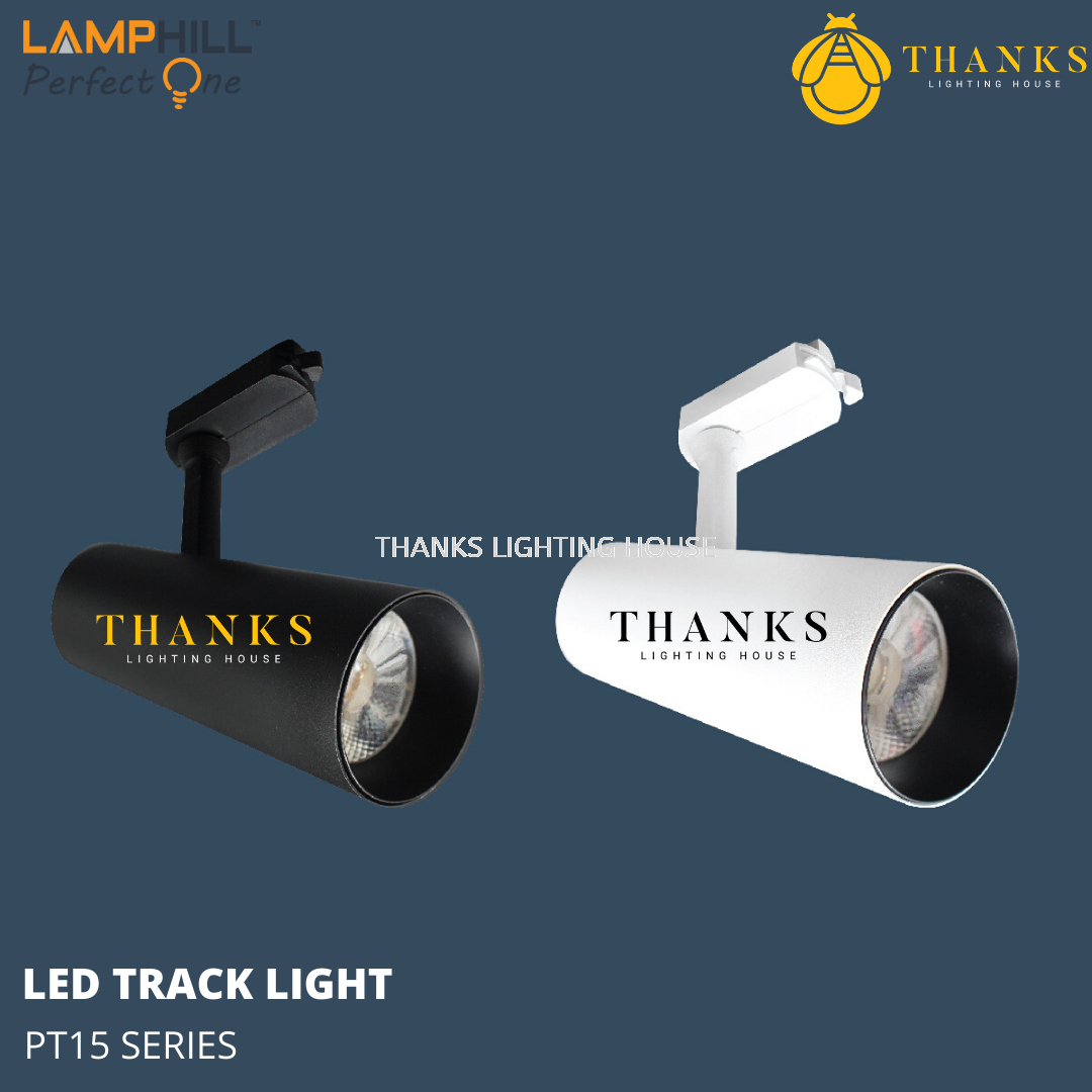 PT15 Series LED Track Light