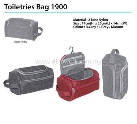 Toiletries Bag 1900