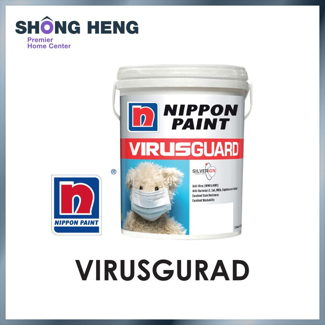 NIPPON PAINT VIRUSGUARD