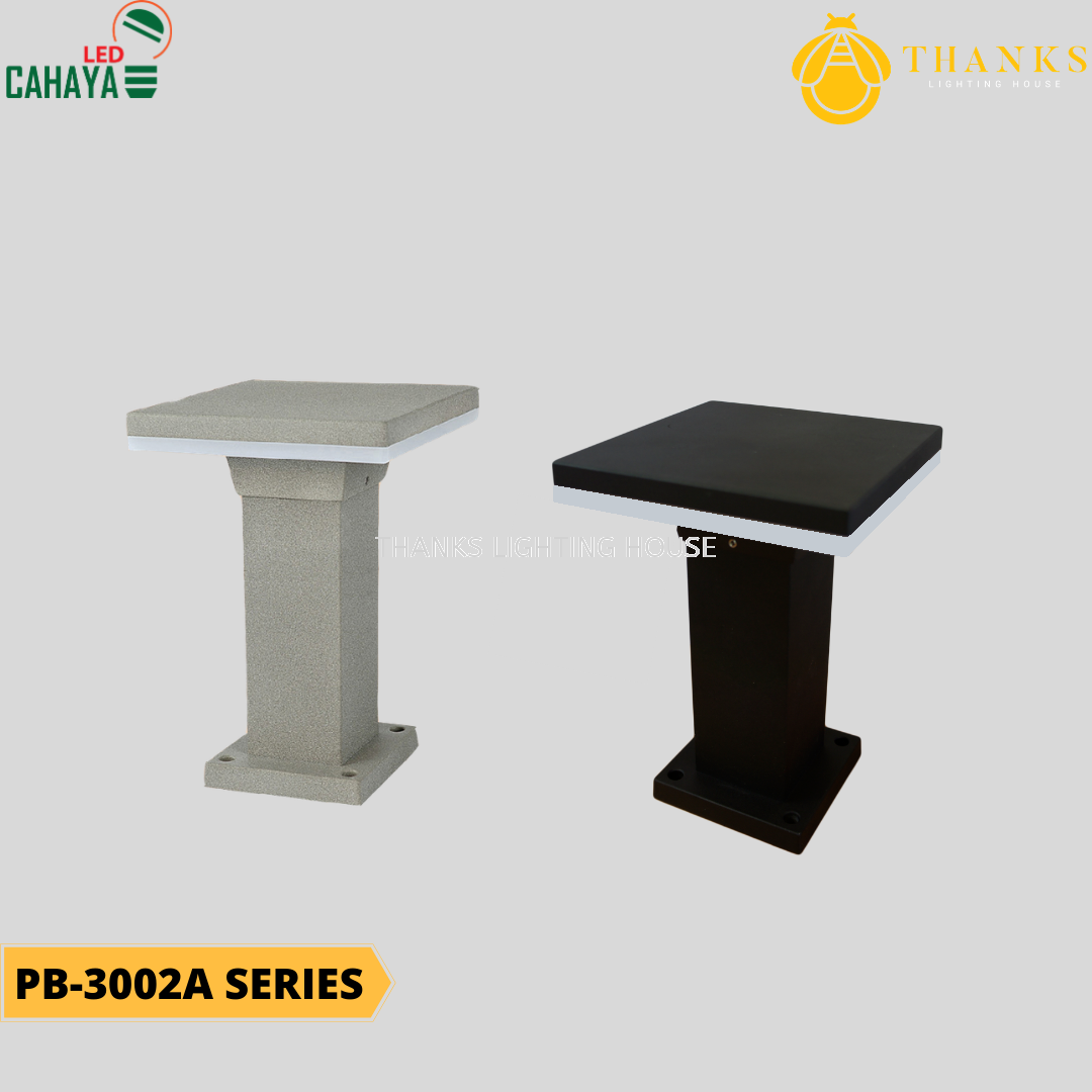 PB-3002A Series - Outdoor Bollard