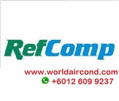 REFCOMP REFRIGERATION COMPRESSOR BRAND