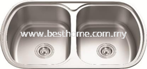 KITCHEN SINK RAL9115A