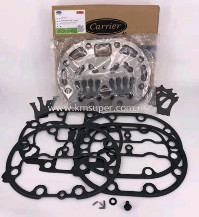 06EA660137-CARLYLE COMPRESSOR VALVE PLATE PACKAGED