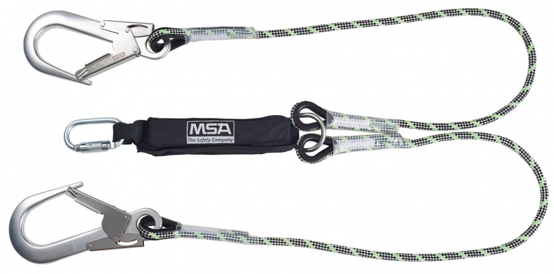 Energy Absorbing Lanyard