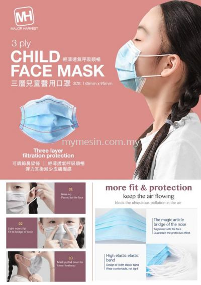 PPE Child Face Mask